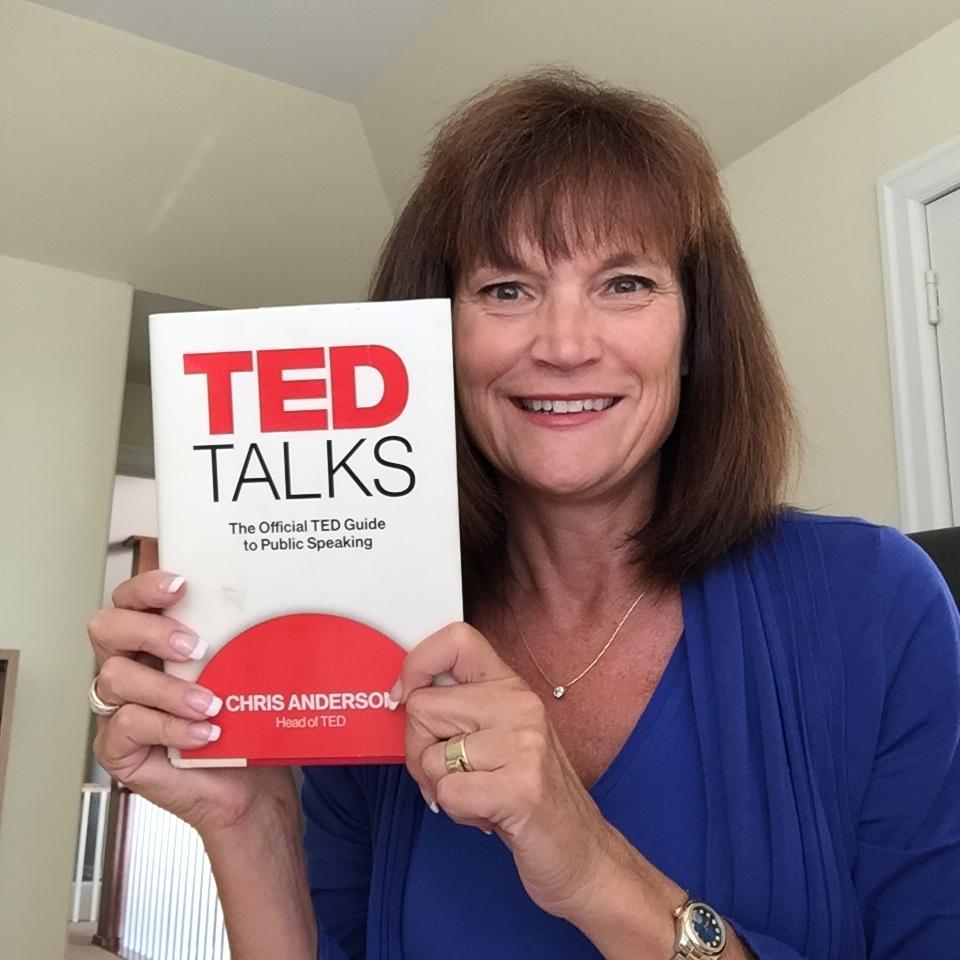 Kristin Arnold Ted Talk Book