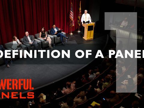 Panel Discussion Definition